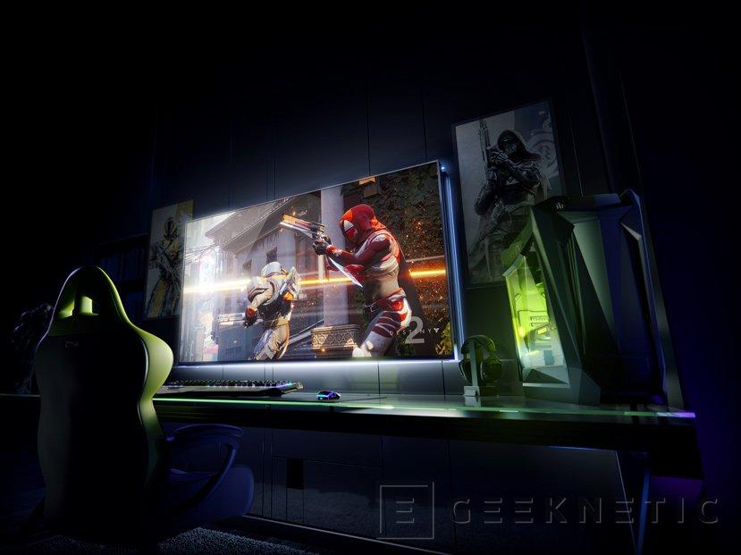 NVIDIA quiere que juegues a lo grande con su programa de pantallas de gran formato, Imagen 1