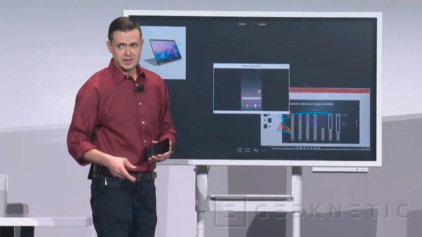Samsung Flip, una pantalla interactiva para profesionales, Imagen 2