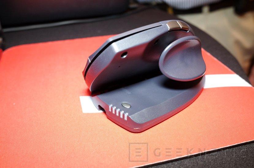 Contour nos enseña su ratón Unimouse-WS con una inclinación de hasta 70 grados, Imagen 2