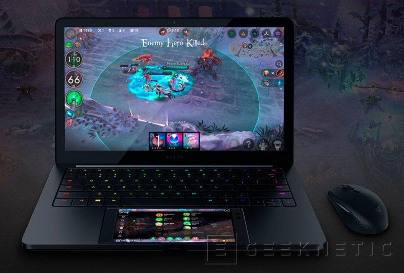 Razer quiere convertir su smartphone en un portátil con Project Linda, Imagen 2