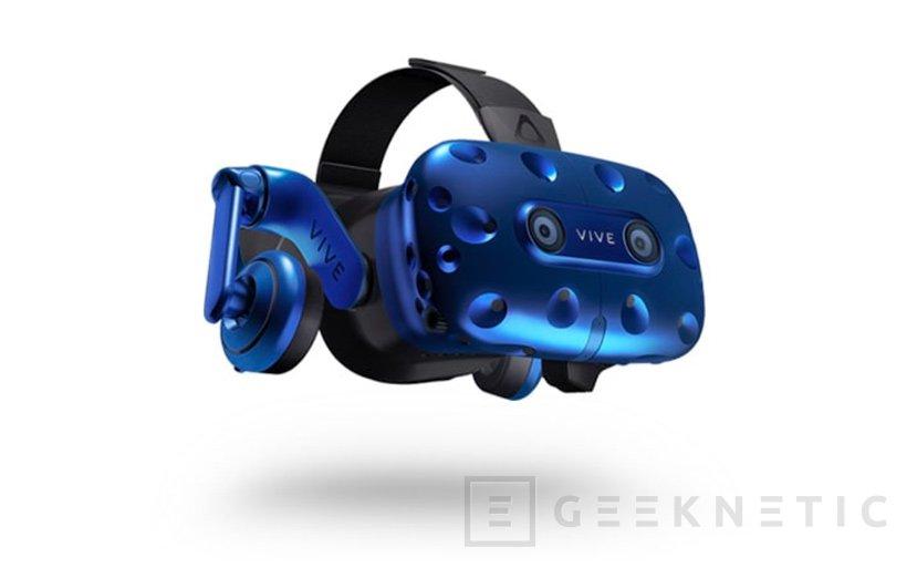 Las HTC Vive se ponen serias con su versión Pro de más resolución y sin cables, Imagen 1