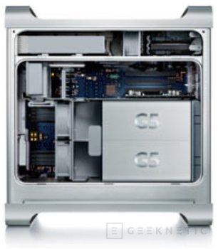 Espectaculares Mac con dos procesadores G5 de 64 bits a 2.5 Ghz, Imagen 1