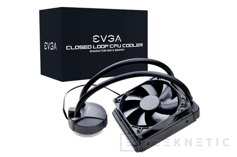 EVGA actualiza su refrigeración líquida AiO CLC 120 y la rebaja de precio, Imagen 1