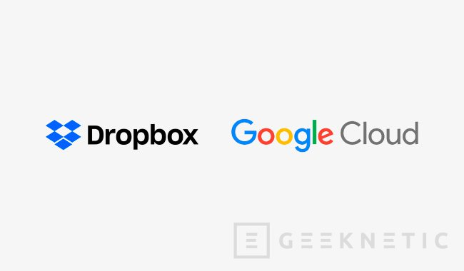 Dropbox Google Cloud
