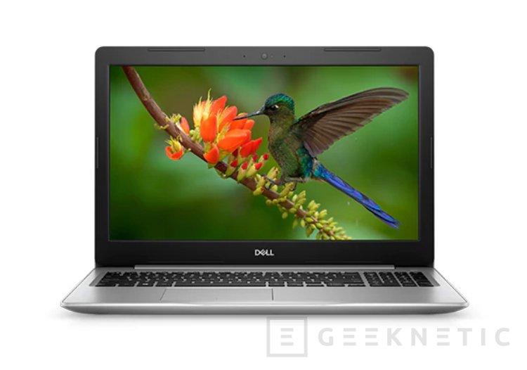 Dell adopta los procesadores AMD Ryzen Mobile en su línea de portátiles Inspiron 17, Imagen 1