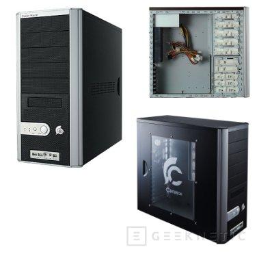 Dos cajas y un ventilador para procesadores de Cooler Master, Imagen 2