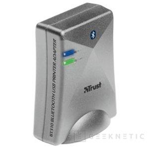 BT310 de Trust hace tu impresora inalámbrica, Imagen 1
