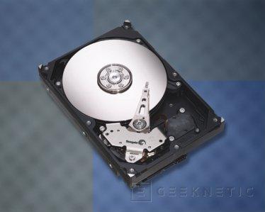 Discos duros sATA y ATA de unos increibles 400 GB de manos de Seagate, Imagen 1