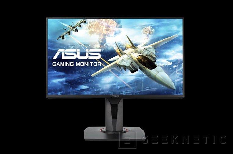 """ASUS VG258Q, monitor gaming de 25"""" con 144 Hz y FreeSync, Imagen 1"""