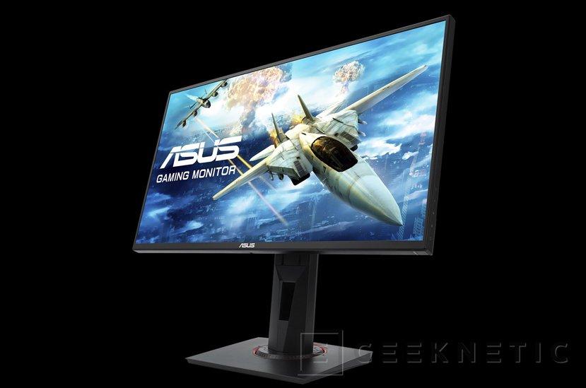 """ASUS VG258Q, monitor gaming de 25"""" con 144 Hz y FreeSync, Imagen 2"""