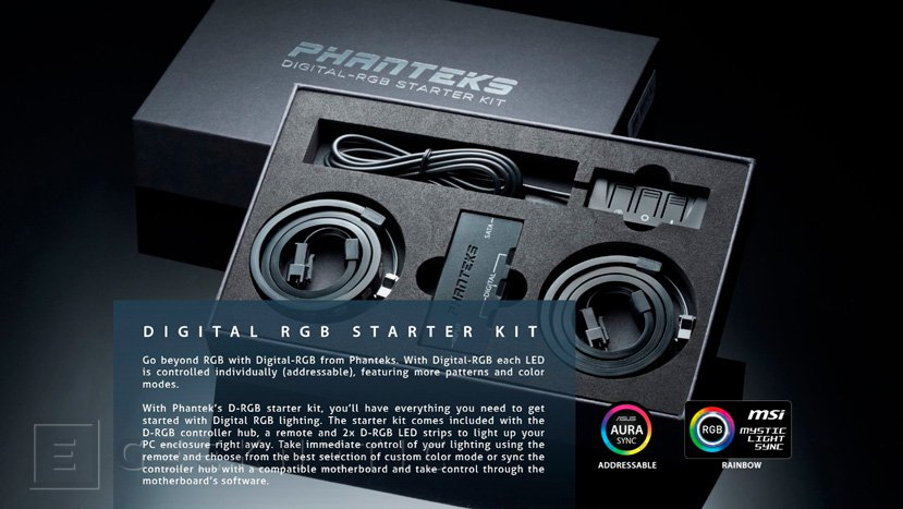 Phanteks Digital RGB Starter Kit