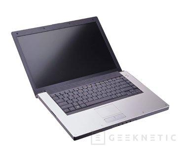 ASUS presenta el Pocket PC más pequeño con ranura  CF y el primer portátil con sintonizadora de TV, Imagen 2