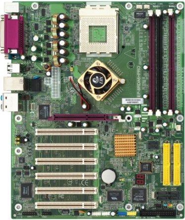 EPoX introduce en su placa EP-8RDA6+ Pro unos increíbles seis sATA con Raid 5, Imagen 1