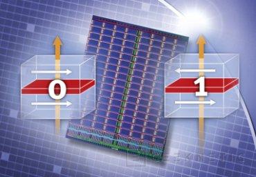 IBM e Infineon desvelan la RAM del futuro, la MRAM magnética, Imagen 1