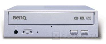 DW1600 de BenQ a 16x es la grabadora de DVDs más rápida del mundo, Imagen 1