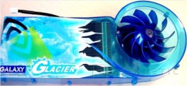 Galaxy lleva su Glaciar 6800 hasta los 350 Mhz gracias a su refrigeración, Imagen 1