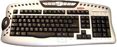 Accede a las funciones del sistema fácilmente con el teclado de Tualin, Imagen 1
