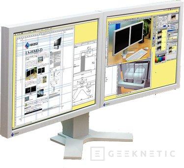 Eizo presenta el primer monitor de 17 pulgadas de su gama SlimEdge, Imagen 1