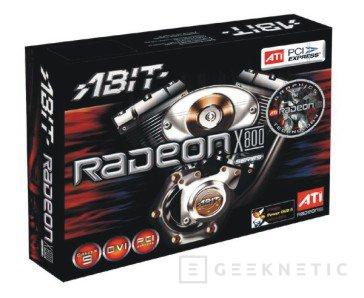 Abit introduce las RX800XT con una potencia extraordinaria, Imagen 1