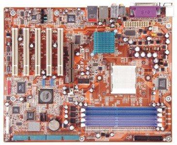 Abit lanza su placa base AV8 destinada a sacar el máximo partido a los  Athlon™ 64 y 64 FX, Imagen 1