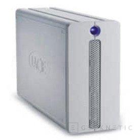 LaCie permite trabajar con la increíble cifra de 1.6 Terabytes, Imagen 1