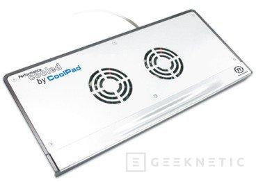 Medio kilo de aluminio para enfriar nuestro portátil con Thermaltake, Imagen 1