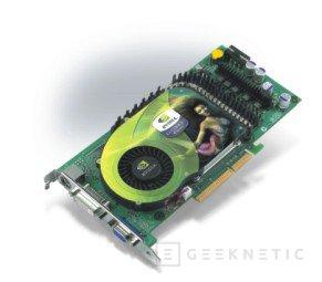 La tarjeta gráfica de PNY Technologies Verto GeForce 6800 GT está basaba en tecnología Nvidia, Imagen 1