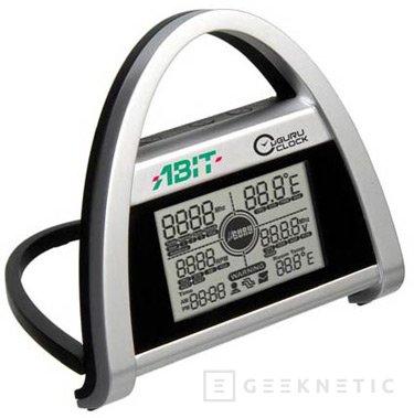 Monitoriza tu PC fácilmente gracias al Abit 3Eye Guru Clock, Imagen 1