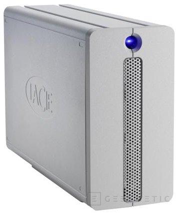 LaCie comercializa en España su potente disco duro externo de 1,5 Terabytes, Imagen 1