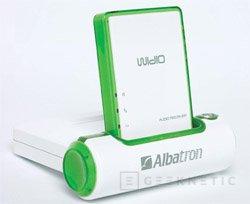 Albatron pone fin a los cables con su exclusivo sistema Widio wireless, Imagen 1