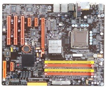 Sale al mercado la primera placa base con soporte para memoria DDR y DDR2, Imagen 1