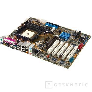 ASUS extrae toda la potencia del Athlon 64 con su nueva placa base K8N-E Deluxe, Imagen 1