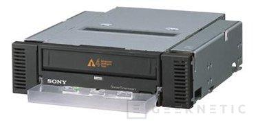 Almacena hasta 520 GB de datos en sólo una cinta gracias a Sony, Imagen 1