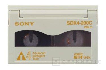 Almacena hasta 520 GB de datos en sólo una cinta gracias a Sony, Imagen 2
