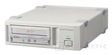 Almacena hasta 520 GB de datos en sólo una cinta gracias a Sony, Imagen 3
