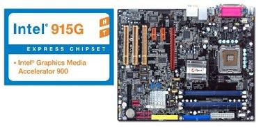 Nuevas placas base Aopen para la reciente plataforma de Pentium4, Imagen 1