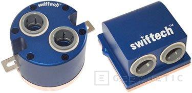 Mantén a raya la temperatura de tu procesador con la refrigeración líquida de Swiftnets, Imagen 3