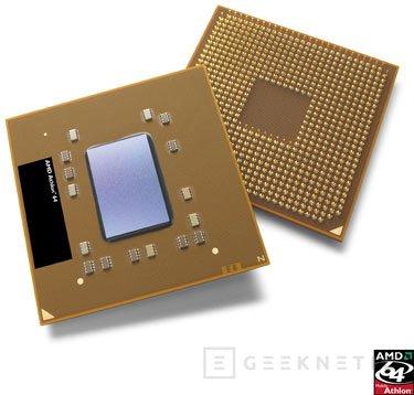 AMD se prepara con los 64bits en la plataforma portátil, Imagen 1