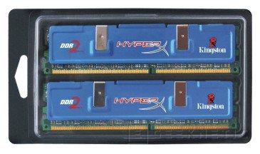 Las HyperX de Kingston ya son DDR2 y alcanzan los 675 Mhz, Imagen 3