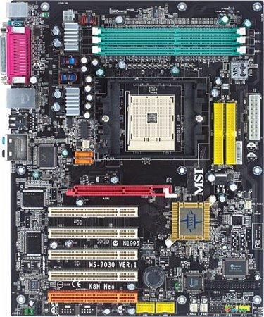 Nueva placa de MSI para la plataforma 64bits de AMD, Imagen 1