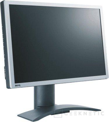 FP231W ofrece nada menos que 23 pulgadas de monitor tft, Imagen 1