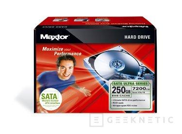 Almacena hasta 300 GB y accede a ellos a la máxima velocidad con Maxtor, Imagen 1
