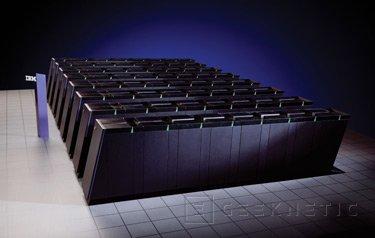 IBM presenta un prototipo del superordenador más rápido del mundo, Imagen 1