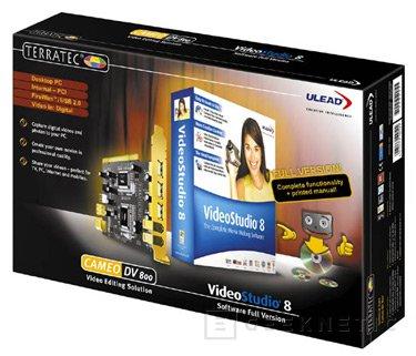 Ahora la edición de vídeo digital está al alcance de todos gracias al Cameo DV 800, Imagen 1