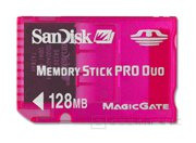 Sandisk introduce memorias flash para video juegos, Imagen 2