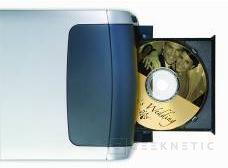 Grabadora de DVD con LightScribe, Imagen 1