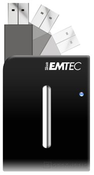 GIGA CUBE, 5GB en 1 pulgada, de EMTEC, Imagen 2