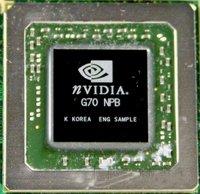 GeForce 7800 GTX, exponente del G70, Imagen 2