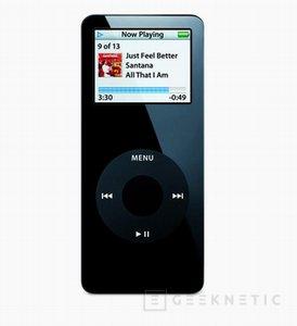 iPod nano y un Motorola con iTunes, Imagen 1