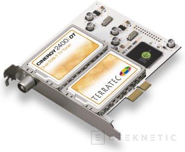 TDT PCI Express de Terratec, Imagen 1